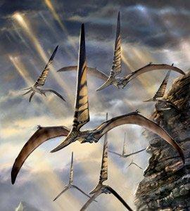 Картинки по запросу Никтозавр
